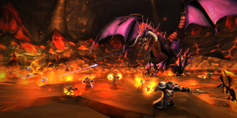 World of Warcraft Classic is adding more realms and removing the 'three characters per account' restriction