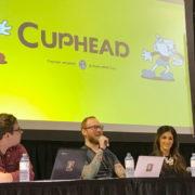 Cuphead developers panel