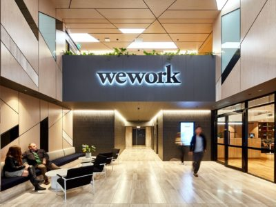 WeWork entering esports with Play By We
