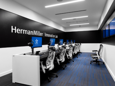 Complexity Gaming names Herman Miller as partner