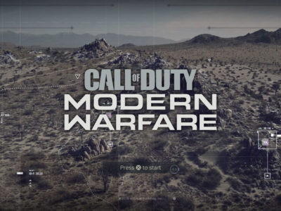 Activision announces Call of Duty: Modern Warfare has brought in $600 million in three days