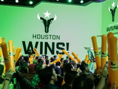 Houston Outlaws franchise acquired by Beasley Media Group