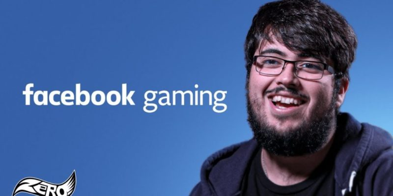 Facebook Gaming sign ZeRo in exclusivity streaming deal