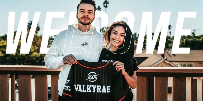 Valkyrae signs exclusivity streaming deal with YouTube