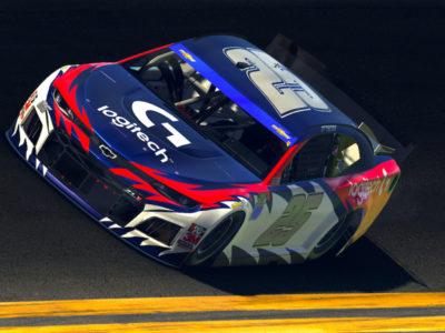 logitech g announces partnership with NASCAR champion William Byron