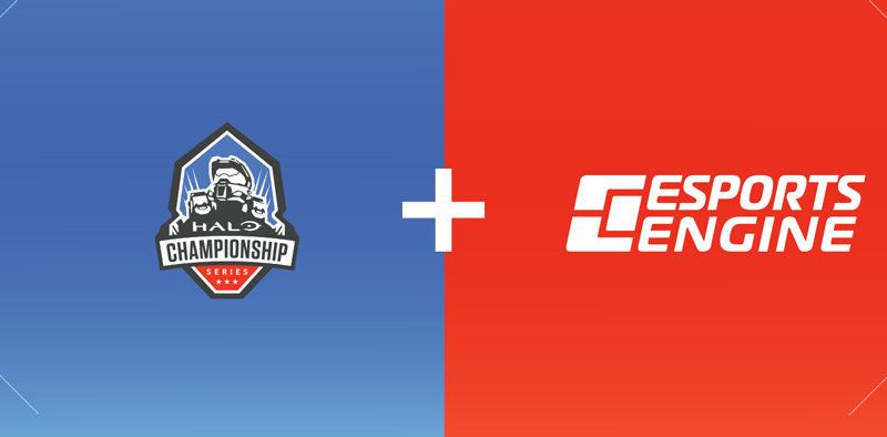 esports engine to manage halo championship series
