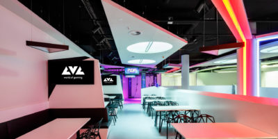 Veritas Entertainment reveals launch of LVL gaming venue